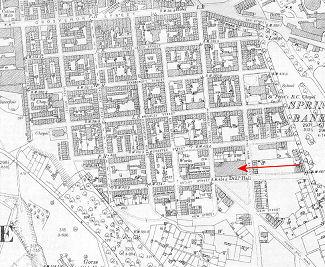 MAP OF STALYBRIDGE 1897