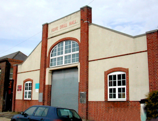 Hove - Marmion road Drill Hall