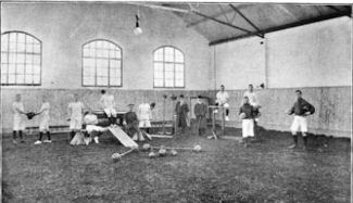 Hull - Riding School - Gymnasium