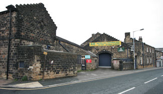 Keighley - General view