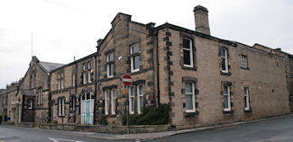 Skipton Drill Hall - Front & Side Elevations