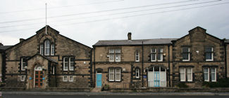 Skipton Drill Hall - Otley Street Frontage